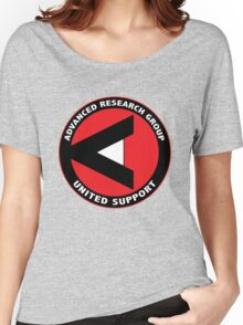 ARGUS shirt (Advanced Research Group United Support) – Arrow Women's Relaxed Fit T-Shirt