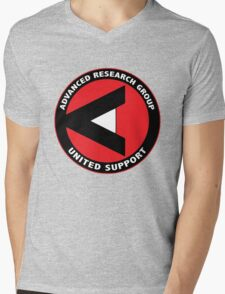 ARGUS shirt (Advanced Research Group United Support) – Arrow Mens V-Neck T-Shirt