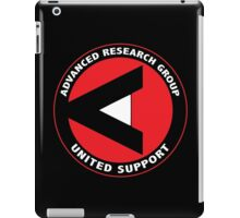 ARGUS shirt (Advanced Research Group United Support) – Arrow iPad Case/Skin