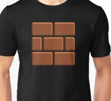 Super Mario Bros Brick Block Unisex T-Shirt