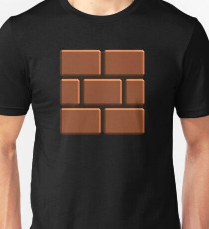 Super Mario Bros Brick Block Unisex T-Shirt