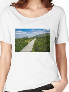 Mountain Tundra Women's Relaxed Fit T-Shirt