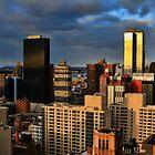 Winter Light in New York City by Betsy Foster Breen