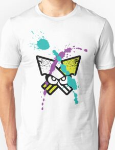 Splatoon - Turf Wars 3 [WHITE Var] T-Shirt