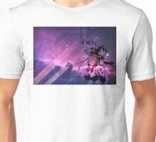Sailor Scouts Purple Galaxy - Sailor Moon Unisex T-Shirt
