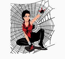 Amy Winehouse Spider Woman Unisex T-Shirt