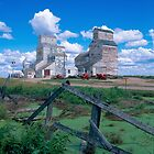 Imperial Grain Elevators by Photo-Bob