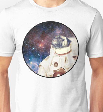 Astro Pug Unisex T-Shirt