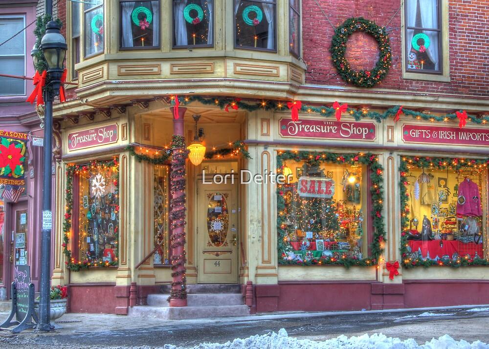 Holiday Treasures by Lori Deiter