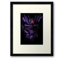 Shockwave Framed Print