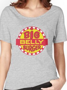 Big Belly Burger shirt - Arrow, Diggle, Starling City Women's Relaxed Fit T-Shirt