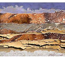 """Mountains to the Sea""  Photographic Print"