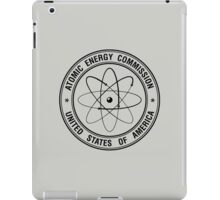 Atomic Energy Commission iPad Case/Skin