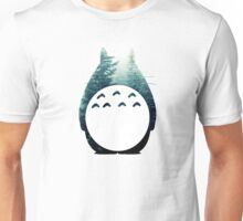 Totoro's Forest Unisex T-Shirt