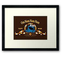 Cookies Gratia Cookies Framed Print