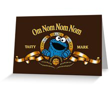 Cookies Gratia Cookies Greeting Card