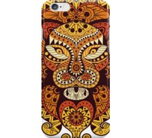 Lion Abstraction iPhone Case/Skin