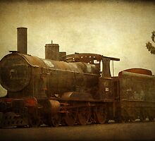 ~ End of the line for # 160 ~ by Lynda Heins