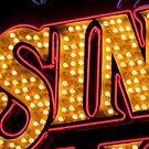 Las Vegas - Sin by James Dean Kersten