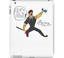 The Epic of Morning iPad Case/Skin