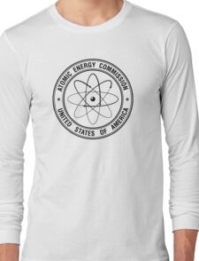 Atomic Energy Commission Long Sleeve T-Shirt