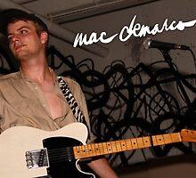Mac Demarco LIVE by jessieh29