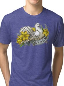 Leave it to Me Tri-blend T-Shirt