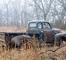 Great ole Chevy pick up by patticake