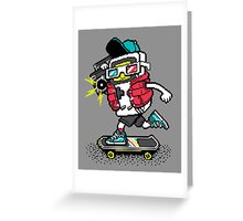 RADBOY Greeting Card