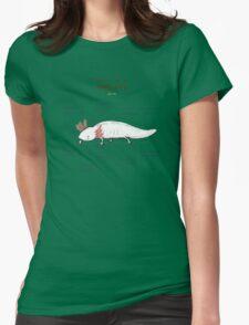 Anatomy of an Axolotl T-Shirt