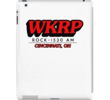 WKRP In Cincinnati T-Shirt iPad Case/Skin