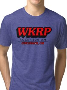 WKRP In Cincinnati T-Shirt Tri-blend T-Shirt