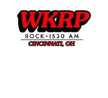 WKRP In Cincinnati T-Shirt Photographic Print