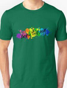 Born Artists - Black Version Unisex T-Shirt