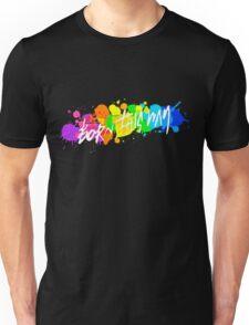 Born Artists - White Version Unisex T-Shirt
