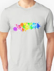 Born Artists - White Version Unisex T-Shirt