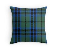 00028 Marshall #2 Clan/Family Tartan  Throw Pillow