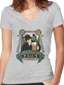 As You Wish Ale Women's Fitted V-Neck T-Shirt