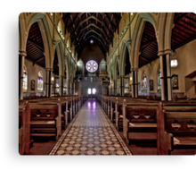 St Mary - Geelong Victoria Canvas Print