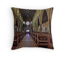 St Mary - Geelong Victoria Throw Pillow