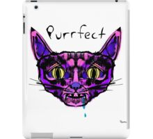 Purrfect iPad Case/Skin