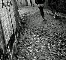 Down the lane by Esther  Moliné
