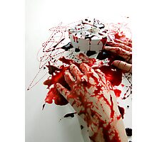 My Bloody Valentine Photographic Print