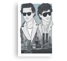 The Pope Of Greenwich Village (Sunglasses Variant) Canvas Print