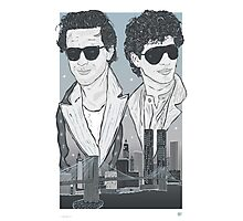 The Pope Of Greenwich Village (Sunglasses Variant) Photographic Print