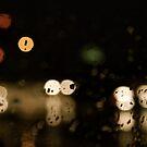 rain&lights by Desiree Salas