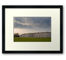 Old College RMA Sandhurst Framed Print