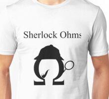 Sherlock Ohms Unisex T-Shirt