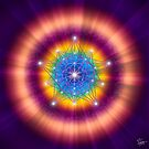 Sacred Geometry 12 by Endre
