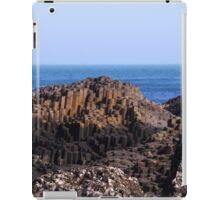 giants causeway iPad Case/Skin